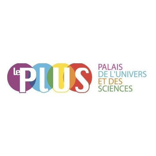Logo Palais de l'Univers et des Sciences