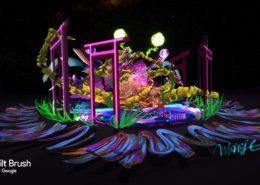 les nouvelles technologies du numérique aident l'art à se transcender, les artistes et les oeuvres se voient offrir de nouvelles possibilités, la sauvegarde des oeuvres et sa création par exemple