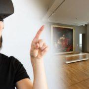 grâce au scan 3D associé à la réalité virtuelle vous pourrez visiter des sites, du patrimoine et des musées sans bouger de chez vous