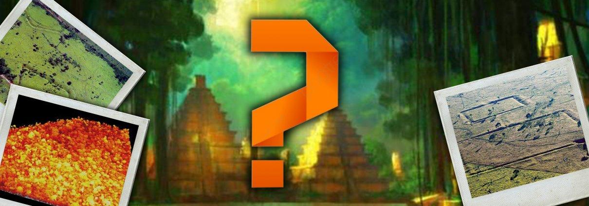des restes d'une civilisation Amazonienne découverte grace au scan 3d et au système Lidar
